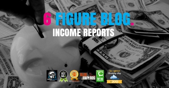 my monthly blog income report list reveals my 6 figure secrets