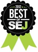 best of search engine journal award