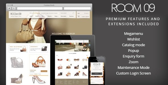 room09 woocommerce theme