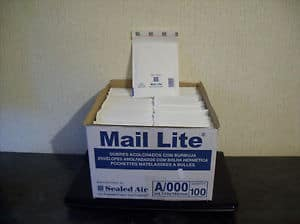small mail lite envelopes