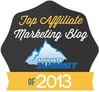 Top Affiliate Marketing Badge