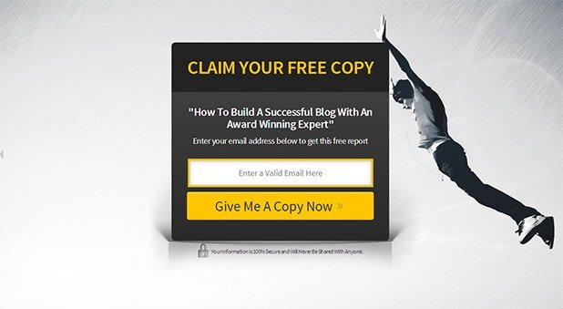 leadpages email marketing template