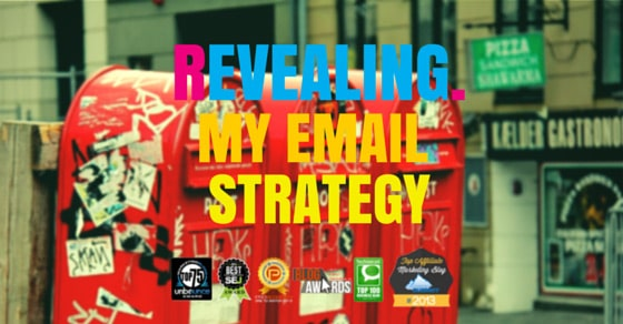My Email Marketing Strategy