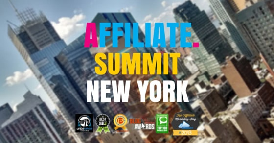 Affiliate Summit East New York