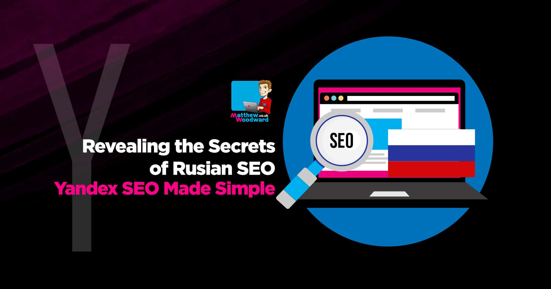 Russian search engines: a selection of sites