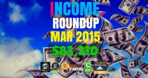 Income Report Roundup – March 2015