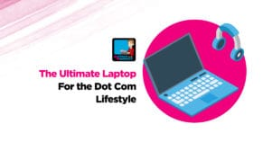 The Alienware 13 Is The Ultimate Laptop For The Dot Com Lifestyle