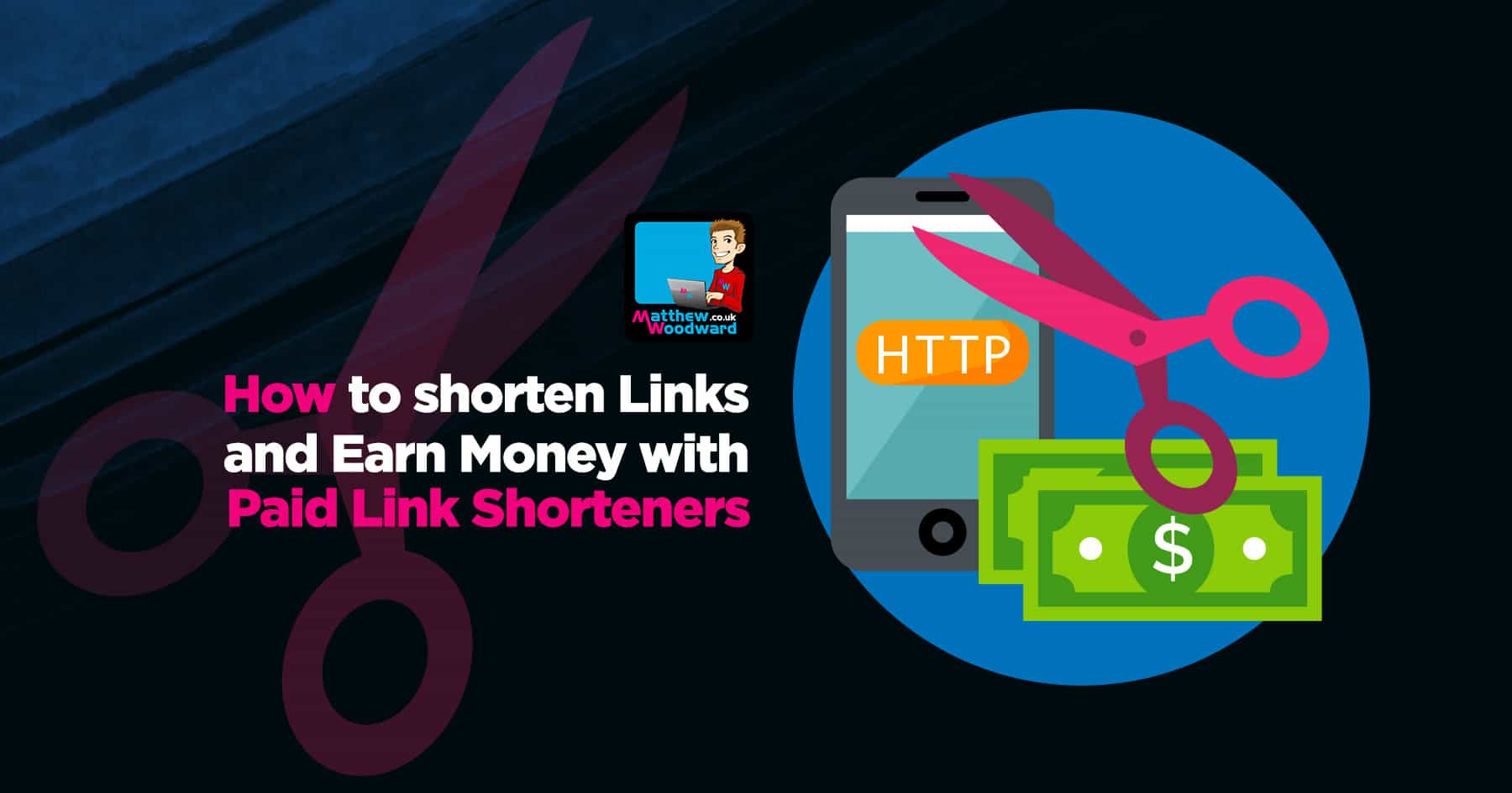 How To Shorten Links And Earn Money With Paid Link