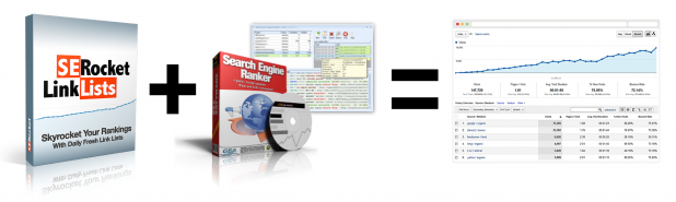GSA Search Engine Ranker tutorial for link lists