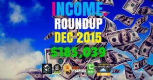 Income Report Roundup – December 2015