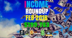 Income Report Roundup – February 2016