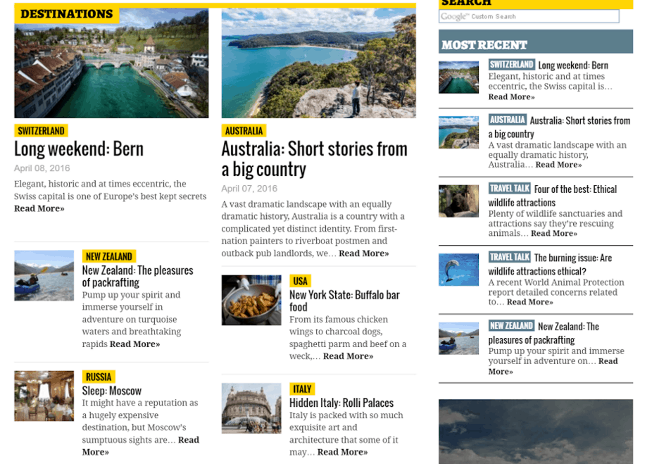 national geographic homepage