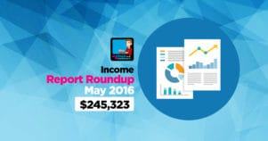 Income Report Roundup – May 2016