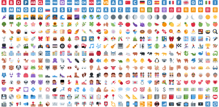 emoji screenshot