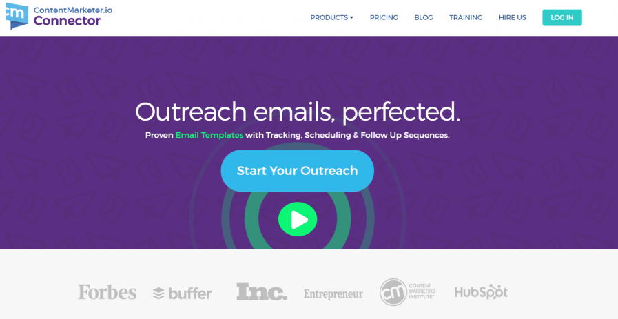 content marketer connector