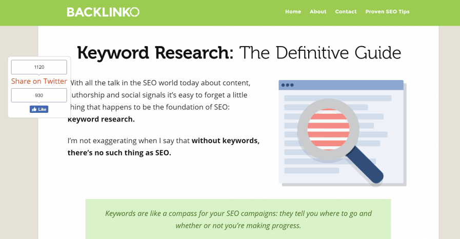 backlinko keyword research definitive guide