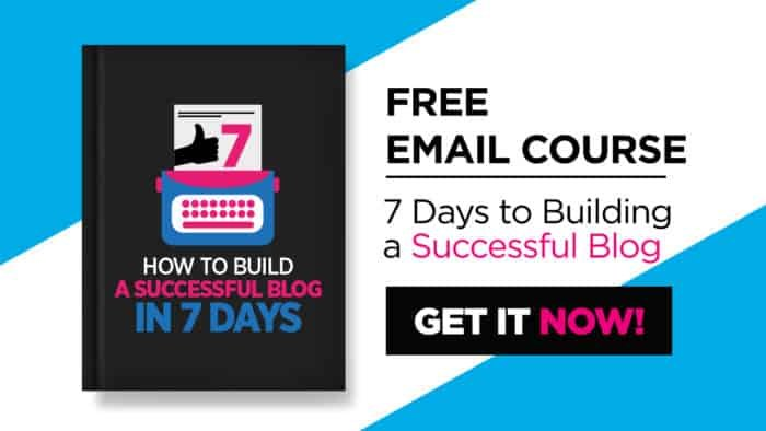 Start a successful blog today