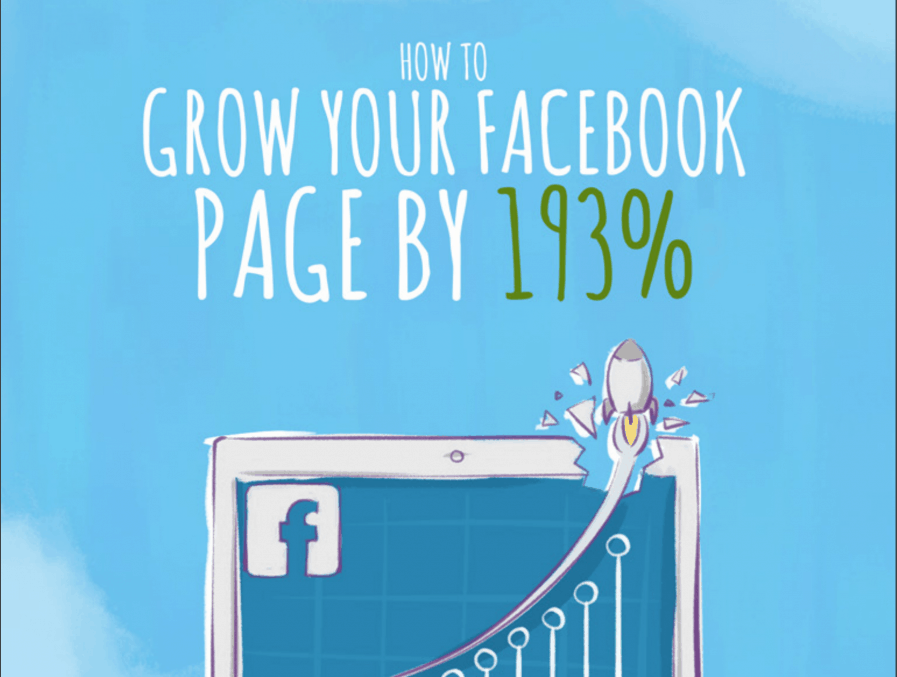 grow facebook page 193%