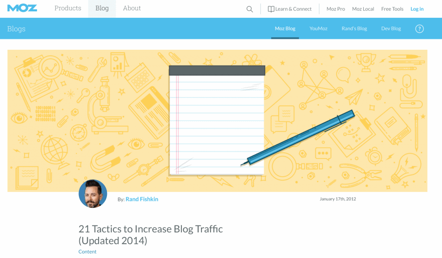 moz-21-tactics-897x524 List of tutorials to get unlimited traffic for your websites!