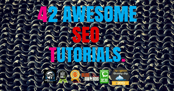 The Ultimate List Of Free SEO Tutorials