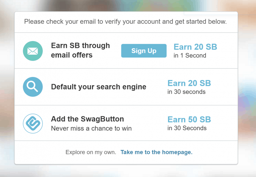 make money taking surveys with swagbucks