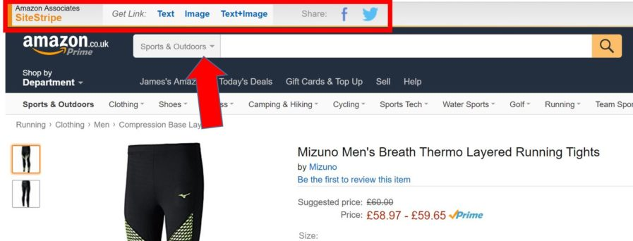 amazon toolbar