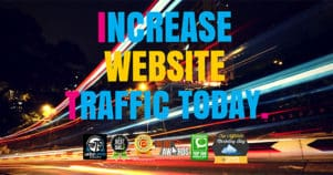 The Ultimate List Of Tutorials To Increase Website Traffic
