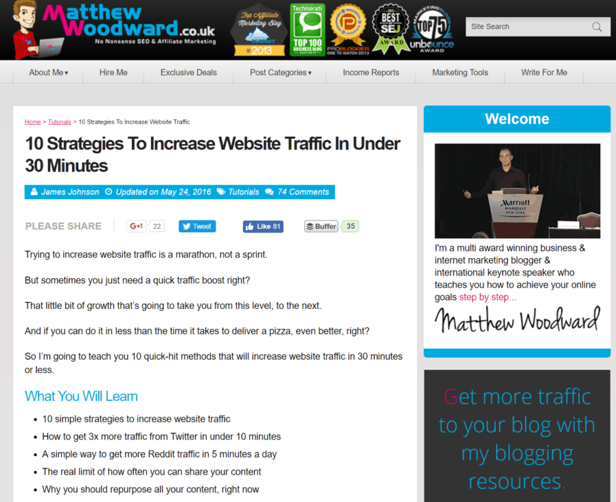 traffic-30-minutes-897x731 List of tutorials to get unlimited traffic for your websites!