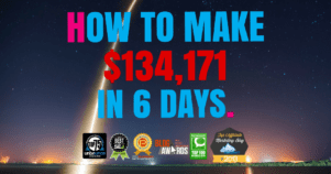 The Product Launch Formula I Used To Make $134,171 In 6 Days