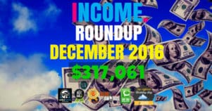 Income Report Roundup – December 2016