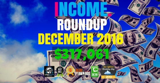 income report roundup decemeber 2016