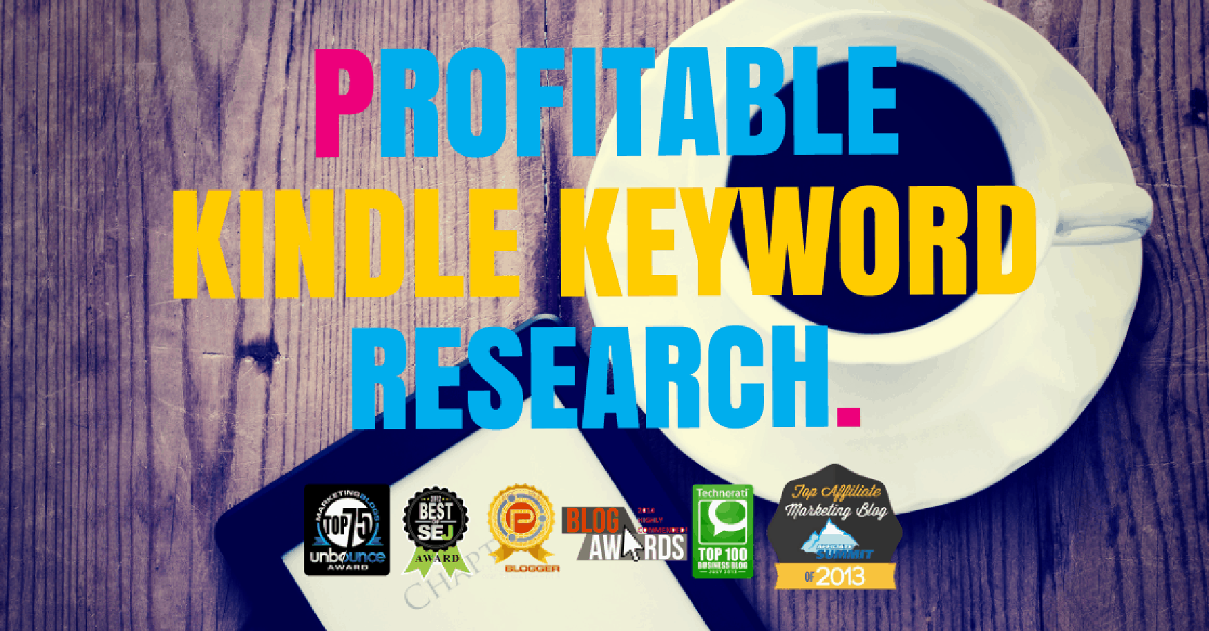 kindle keyword research