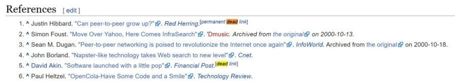 wikipedia link example