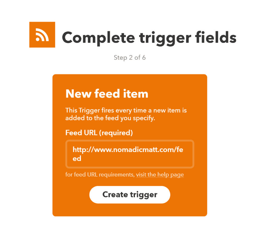 best IFTTT recipe for blog comments