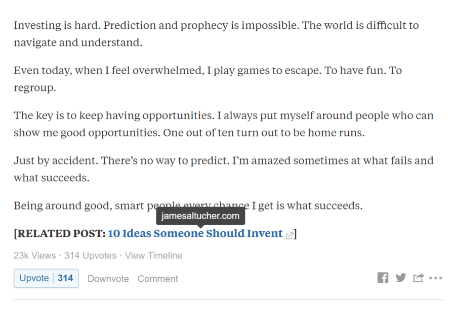 quora answers