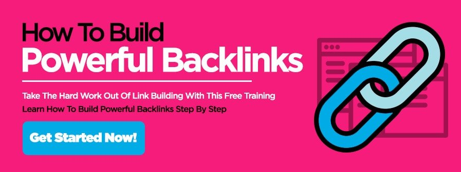 link building training