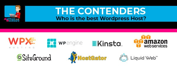 who is the best wordpress host?
