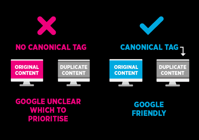 why you should use canonical tags
