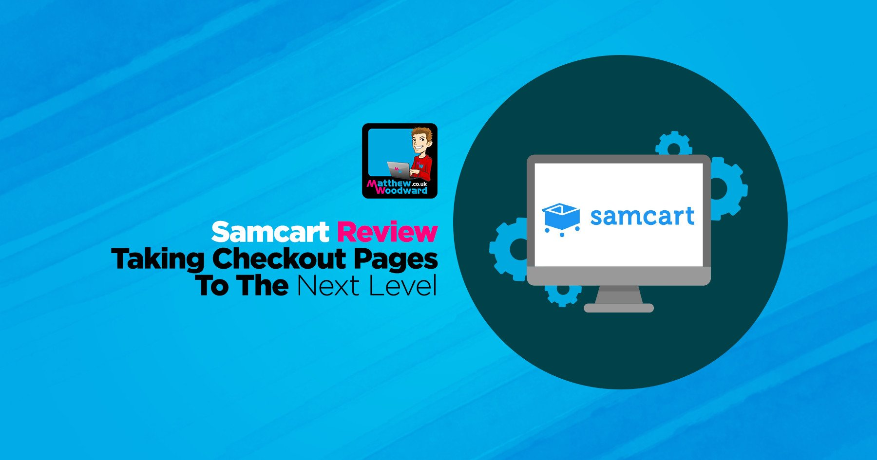 Video  Samcart Landing Page Software