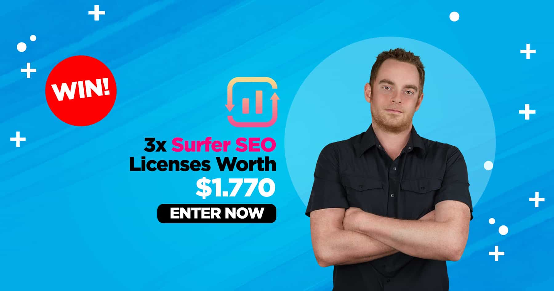 Win 3x Surfer SEO Annual Accounts Worth $1,770 Now!
