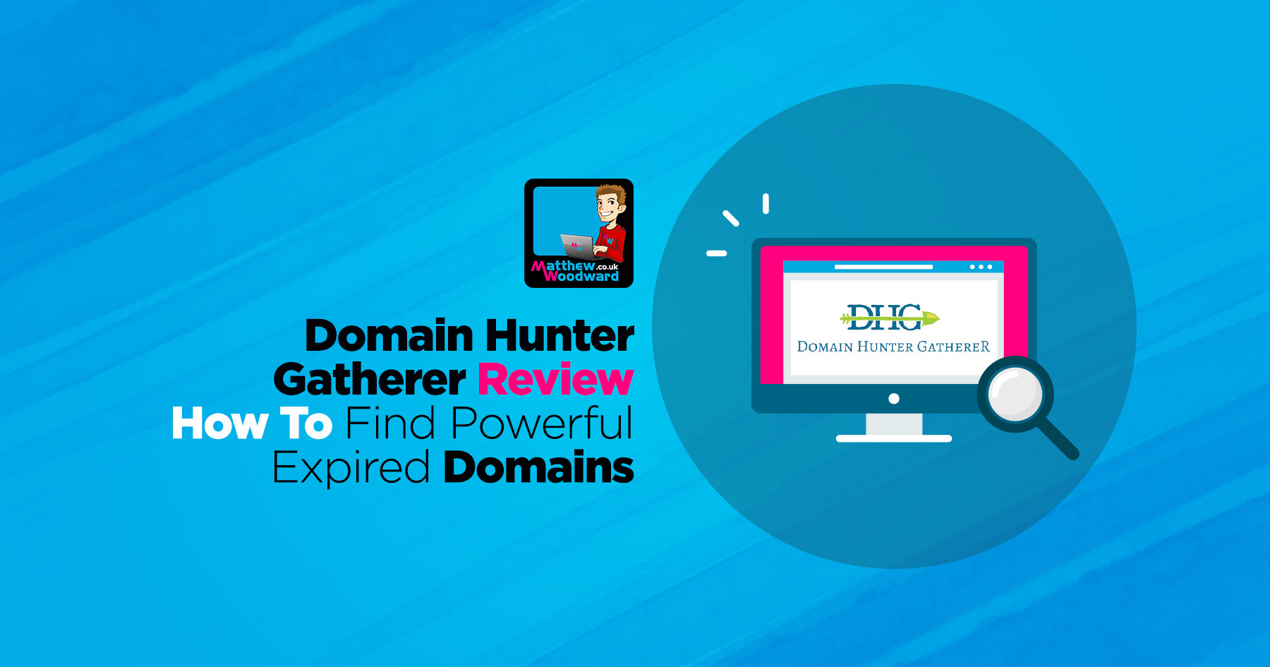 Domain Hunter Gatherer Review - What You Need To Know!