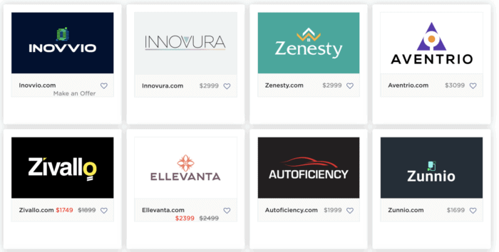 brandable domain examples
